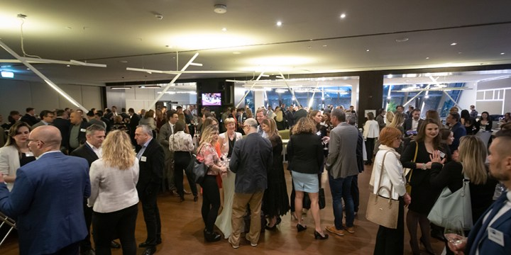 The International Networking Cocktail in Belgrade