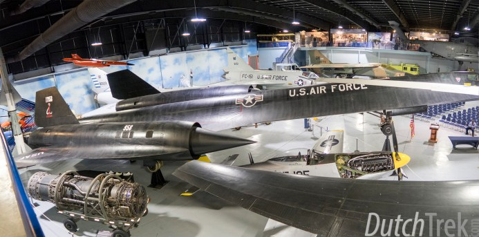 Museum of Aviation, Robins AFB
