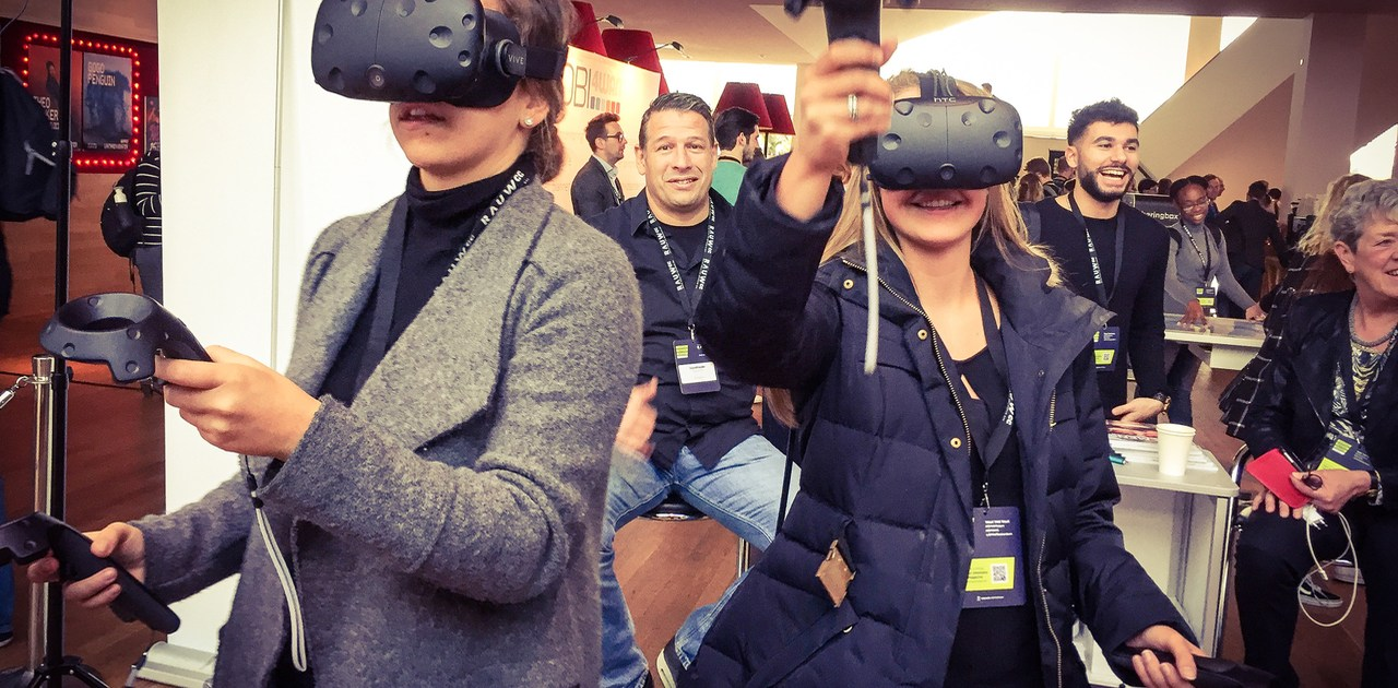 Social Media Week creatief met Virtual Reality DutchVR