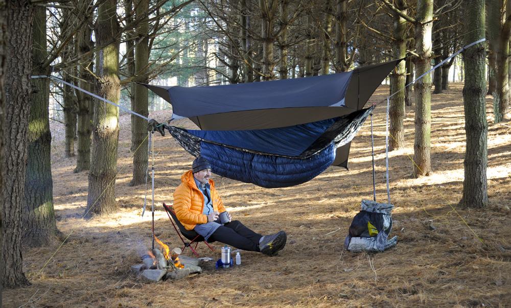 Light Weight Hammock Camping  Backpacking Gear