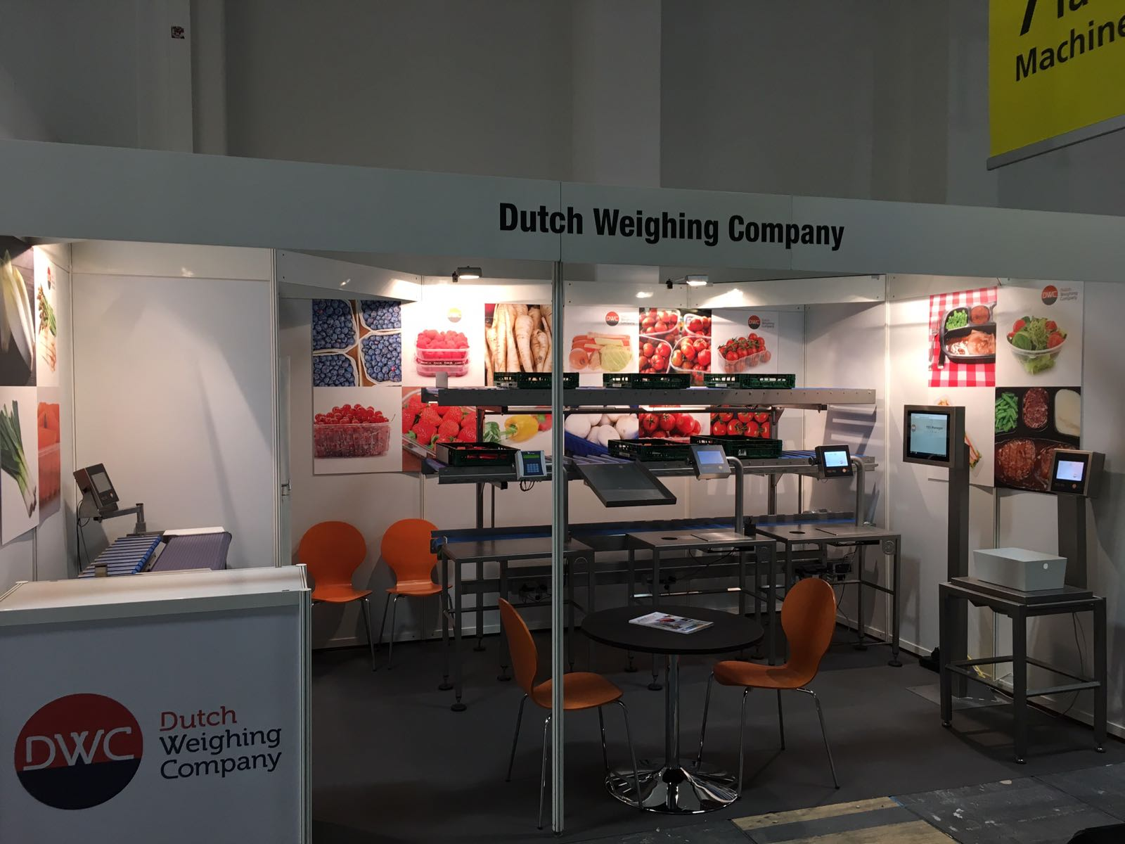 Visit Dutch Weighing Company at the FRUIT LOGISTICA in Berlin this week