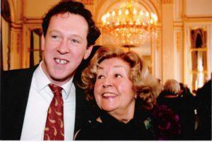 Suzy Delair et Benoît Duteurtre