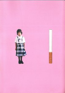 Benoît Duteurtre, The Little Girl and The Cigarette