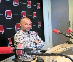 Arnaud Marzorati, studio 141, 03 juin 2017