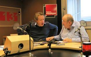 Benoît Duteurtre & Benard Mabille, studio 131, 17 décembre 2016