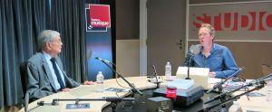 Jacques Bourdon descendant d'Offenbach, 89 ans & Benoît Duteurtre, studio 131, 10 septembre 2016