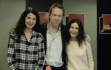 Benoît Duteurtre & Katia et Marielle Labèque, 27 septembre 2014