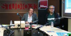 Benoît Duteurtre & Sanseverino, studio 131, 29 octobre 2016