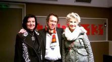 Catherine Lopez, Benoît Duteurtre et Danièle Gilbert, 07 mars 2015