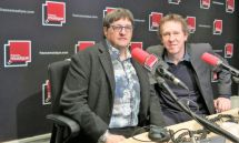 Daniel Picq & Benoît Duteurtre , studio 141, 15 avril 2017