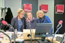 Françoise Canetti, Benoît Duteurtre & Danièle Gasiglia-Laster, studio 141, 10 décembre 2016