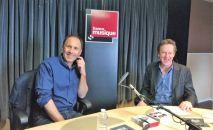 Hervé Bodeau, biographe de Maurice Baquet & Benoît Duteurtre , studio 131, 27 mai 2017