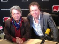 Hervé Vilard et Benoît Duteurtre, 11 octobre 2014