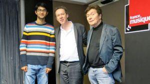 Ienissei Ramic, Benoît Duteurtre & Gabriel Fumet , studio 131, 25 mars 2017