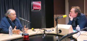 Jean-Pierre Bourtayre & Benoît Duteurtre , studio 131, 18 février 2017