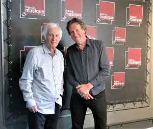 Marcel Amont et Benoît Duteurtre, studio 142, 01 septembre 2018
