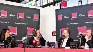 Benoît Duteurtre, Étonnez-moi Benoît, France Musique, Marie Modiano, Benoît Duteurtre, Philippe Chevallier, Jean-Pierre Guéno, 17 mars 2018 mars 2018