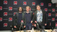 Mathieu Sempéré, Benoît Duteurtre & Daniel Picq , studio 141, 15 avril 2017