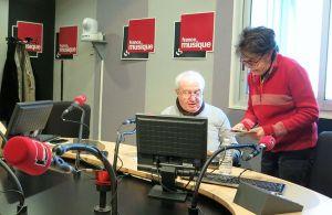 Serge Elhaïk & Dani, studio 141, 03 décembre 2016