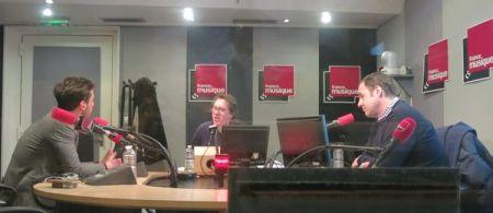 Thomas Jolly, Benoît Duteurtre & Laurent Campellone , studio 141, 11 février 2017