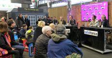 Benoît Duteurtre, Étonnez-moi Benoît, France Musique, en public du Salon de l'Agriculture, 03 mars 2018