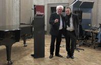 Benoît Duteurtre, Étonnez-moi Benoît, France Musique, studio 107, Alain Duault, Benoît Duteurtre, 23 décembre 2017