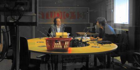 Studio 131, Benoît Duteurtre & Patrick Bruel, 15 mars 2014