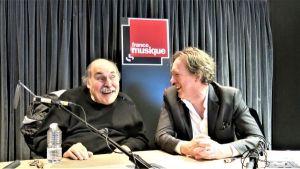Benoit Duteurtre, Étonnez-moi Benoit, France Musique, studio 131, Marc Perrone et Benoît Duteurtre, 20 janvier 2018