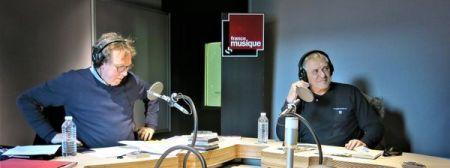Benoît,Duteurtre, Étonnez-moi Benoît, France Musique, studio 762, Benoît Duteurtre et Jean-Marie Bigard, 24 février 2018