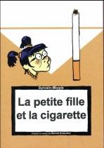 Benoît Duteurtre, La petite fille et la cigarette en BD par Sylvain Moizie, édition La boîte à bulles, 14 septembre 2016