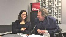 studio 361, Jodie Devos & Benoît Duteurtre. samedi 26 octobre 2019