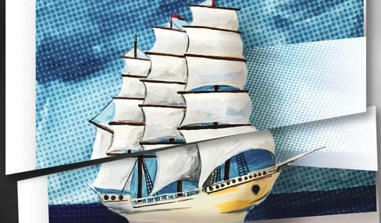 Beyaz Bir Gemi