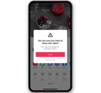 TikTok yeni doğrulama özelliğini kullanıma sundu