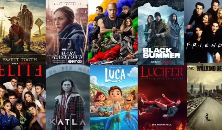 En popüler yabancı diziler (IMDB)