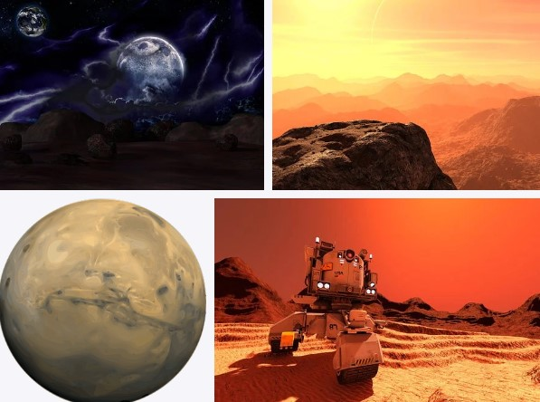 Radyasyon sayesinde Mars'ta yeraltı yaşamı olabilir