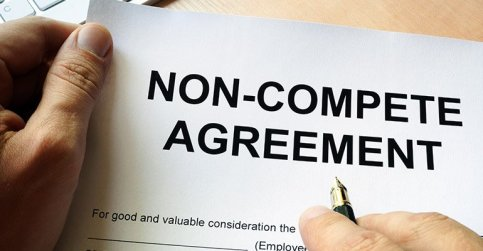 Non-compete clause contract