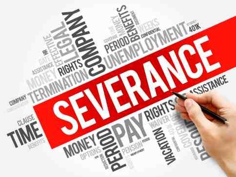severance pay 2020