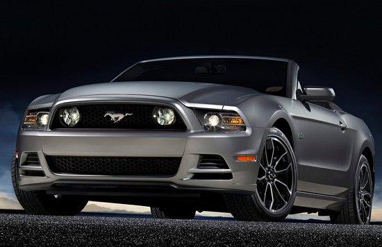 El Nuevo 2013 Mustang