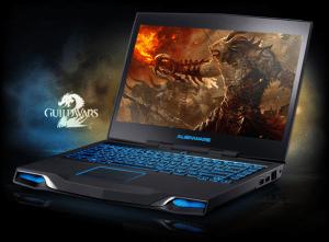 Laptops para Juegos Dell Alienware M14x