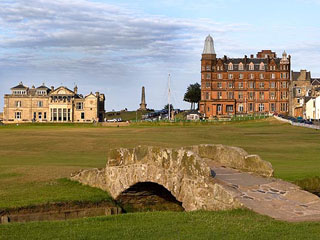 St Andrews Old Course