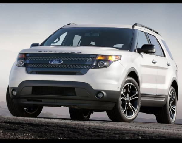 Ford Explorer Sport 2013, gran economía de combustible