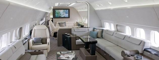 Boeing presenta su nuevo BBJ 737