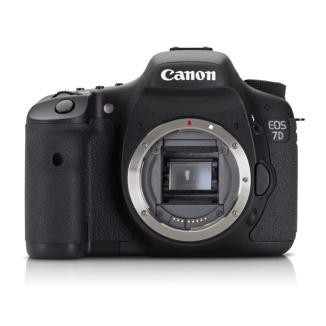 Cámara digital SLR EOS 7D de Canon