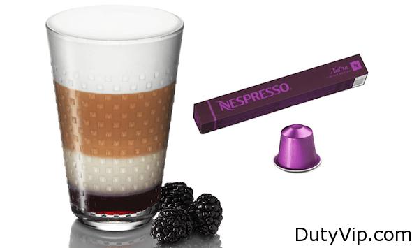 Nespresso Naora Coffee