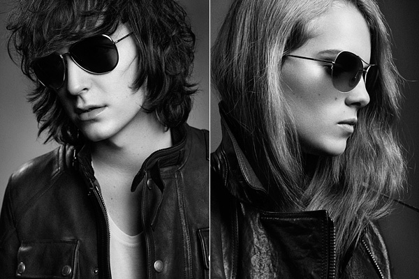 Burberry Recruits British Bands to Launch New Eyewear