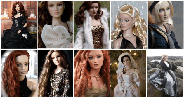 Top Ten 2011 de las muñecas Tonner