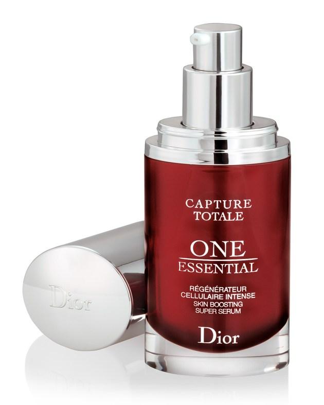 El nuevo tratamiento anti edad de Dior es este serum regenerador celular intenso.