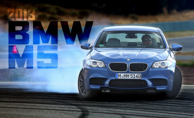 2013 BMW M5. From 0 to 90 seconds.