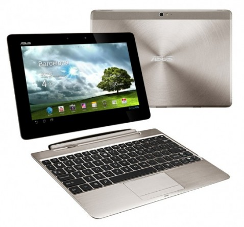 The all new ASUS Transformer Pad Infinity