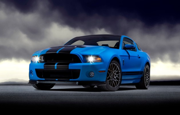 El Muscle Car en su estado máximo de perfección.